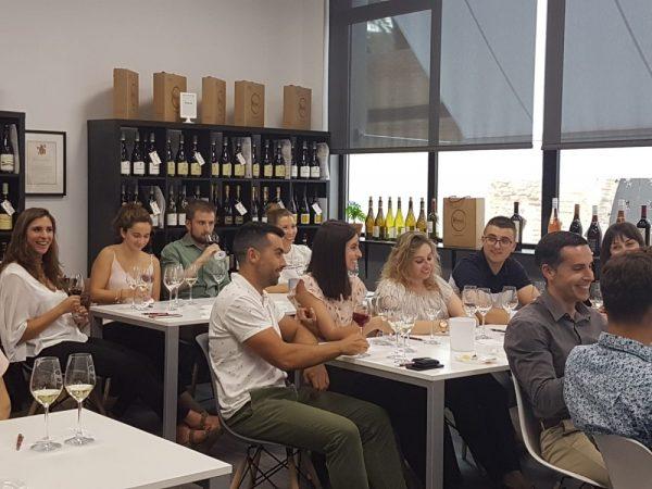 Cata de vino en Valencia