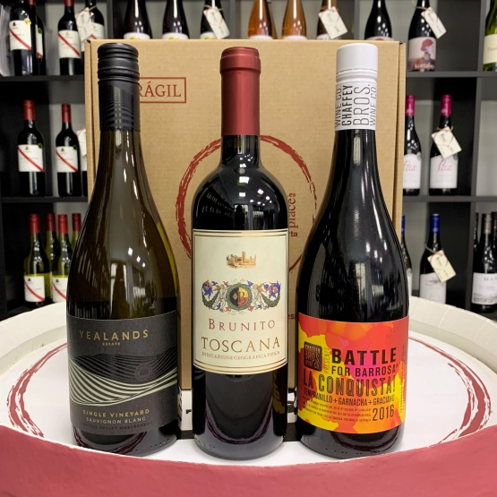 Promoción de octubre en the wine place, la tienda de vinos