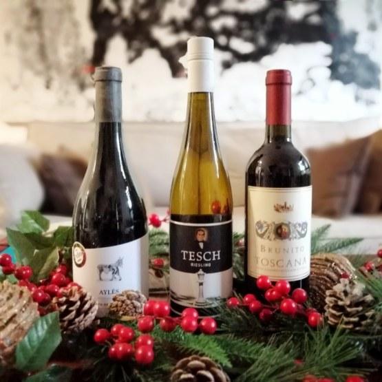 Lote 1 de Vinos para Navidad