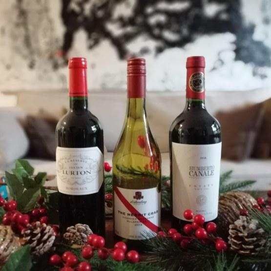 Lote 2 de Vinos para Navidad