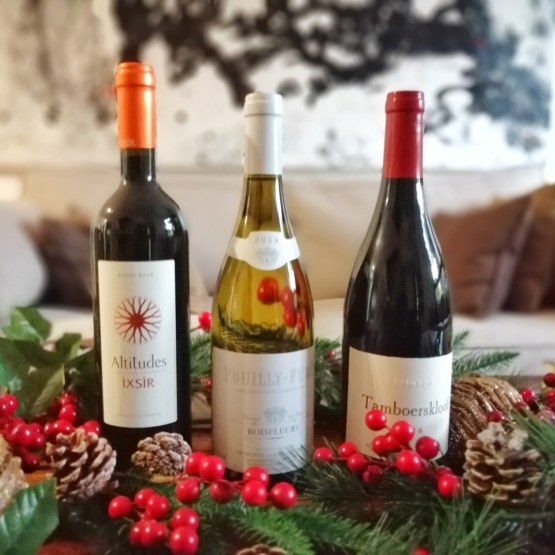 Lote 3 de Vinos para Navidad