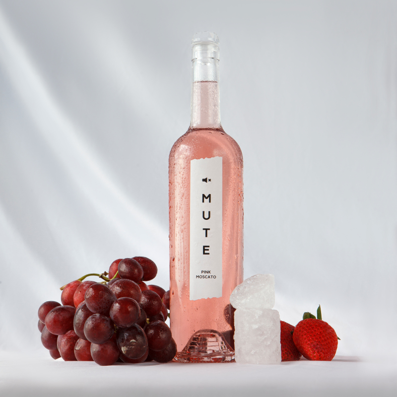 Mute Pink Moscato