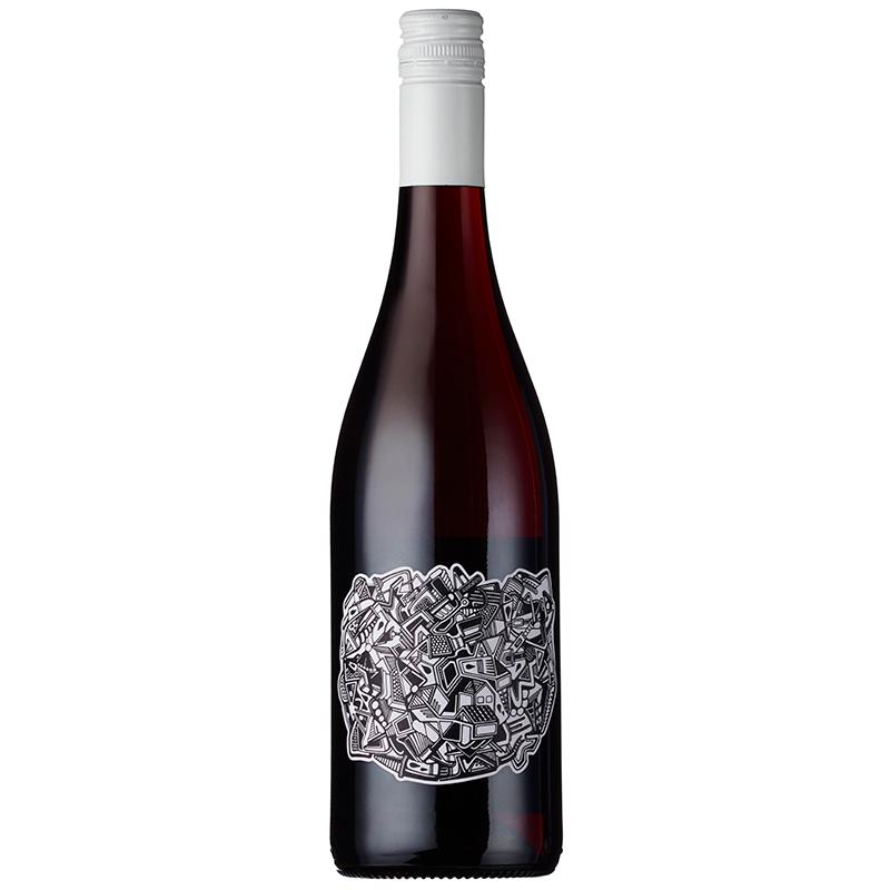 Uva Non Grata Gamay - Vino tinto francés