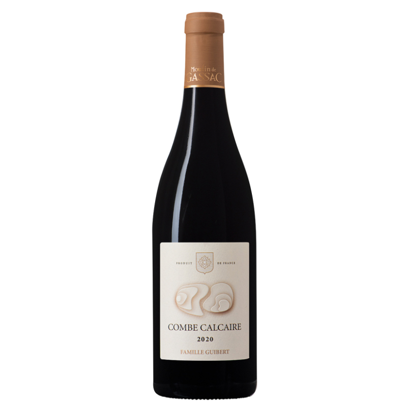 Combe Calcaire Rouge | Vino tinto francés