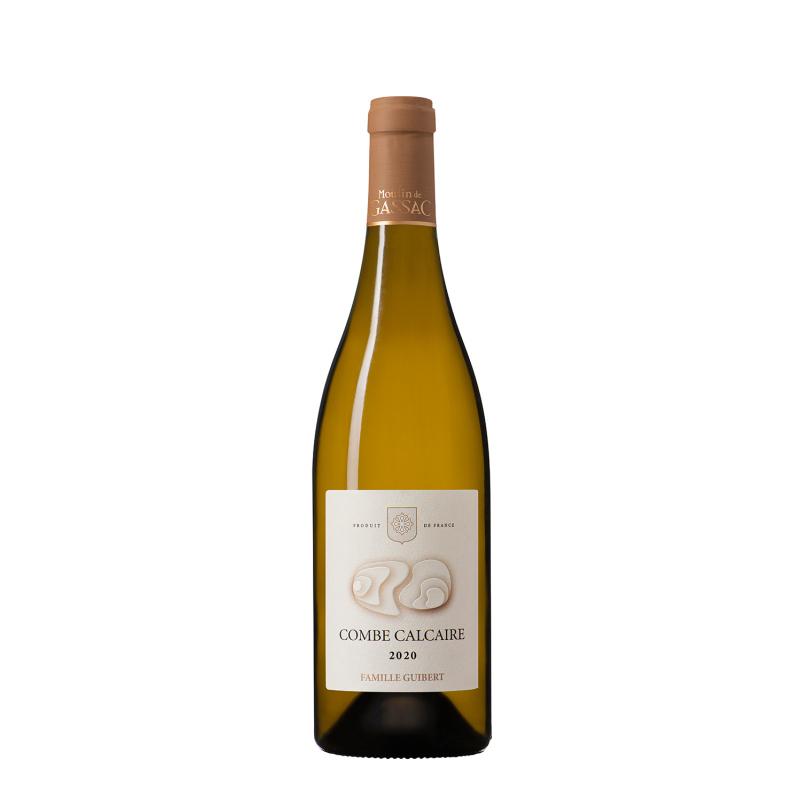 Combe Calcaire White | Vino blanco francés