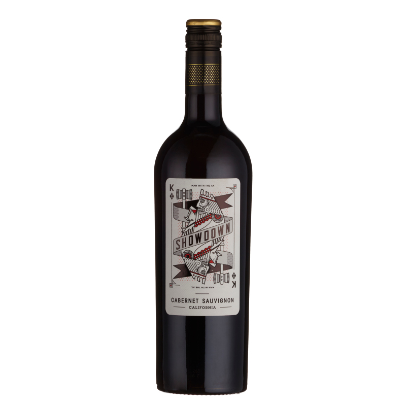 Showdown 'Man with the Ax' Cabernet Sauvignon | Vino tinto de Estados Unidos
