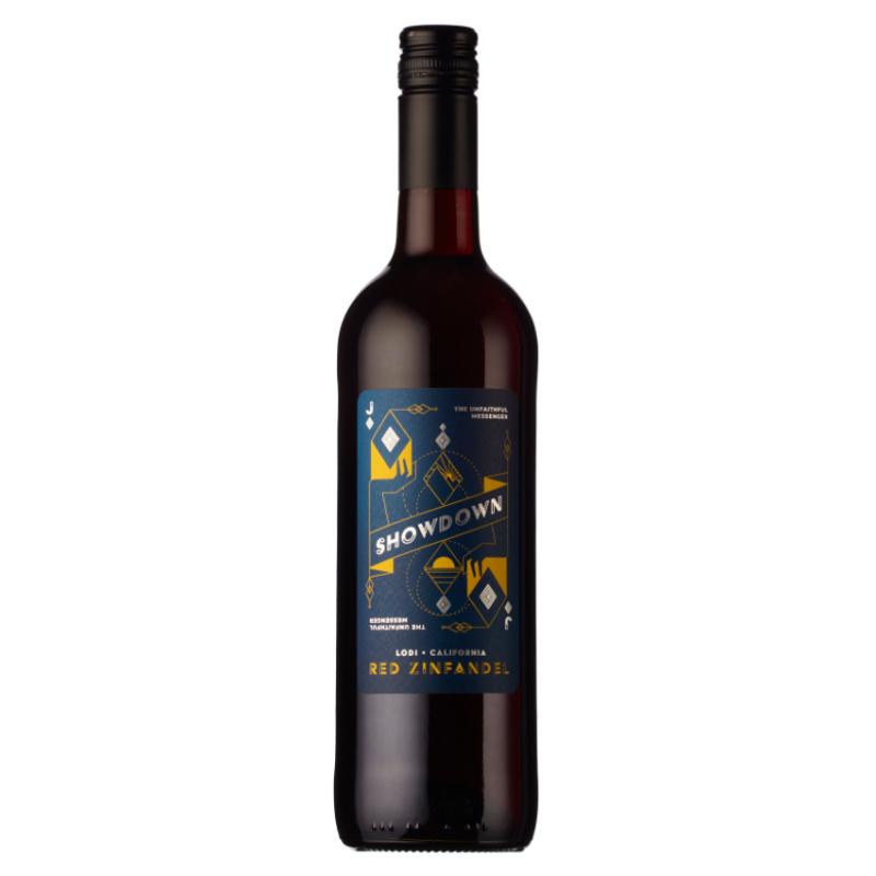 Showdown 'The Messenger' Red Zinfandel - Vino tinto