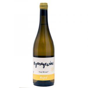 Vino blanco Garage wine Airén de Castilla