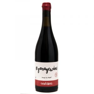 Garage wine Cencibel | Vinos de Castilla