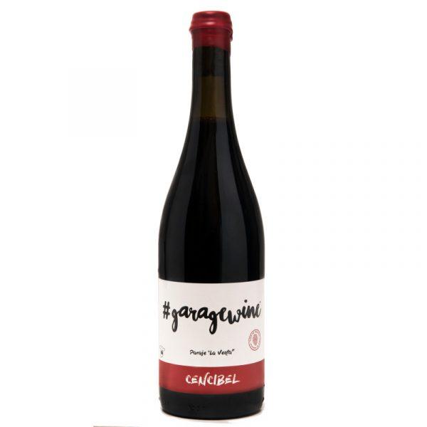 Garage wine Cencibel   Vinos de Castilla
