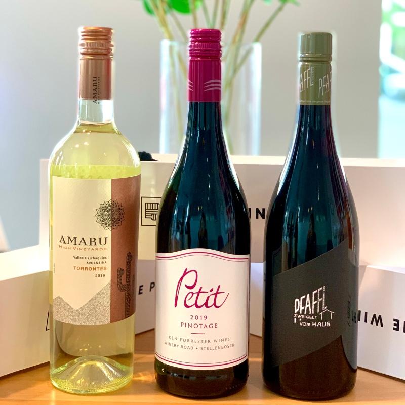 Promoción Septiembre en vino